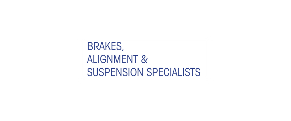 Brakes, Alignment & Suspension Specialists
